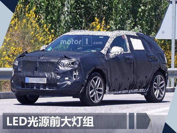"""凯迪拉克全新""""小型""""SUV将上市 竞争宝马X1-图2"""