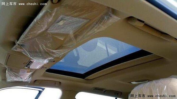 17款丰田兰德酷路泽4000价格只代表速度-图6