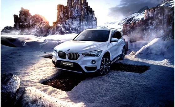 首付5.8万起 BMW X1畅享25%购置税补贴-图1