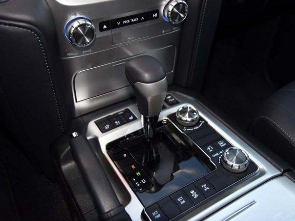 新丰田酷路泽5700 高性能越野V8引降价潮-图5