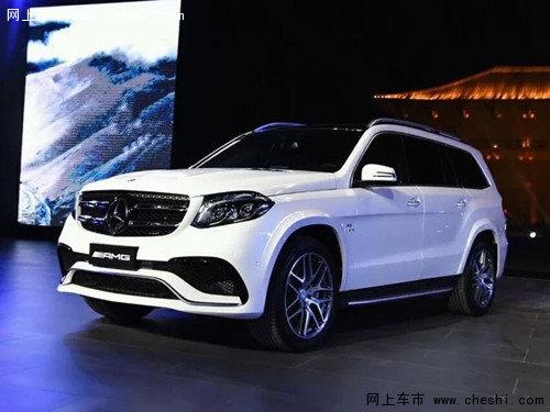 奔驰GLS400平行进口 越野潮款97万低价售-图1