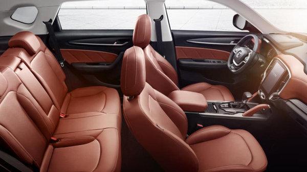宽体SUV是刚需 中华V6到细分市场称王-图13