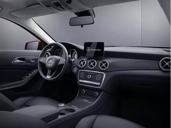 梅赛德斯-奔驰GLA SUV济南之星无畏上市-图14