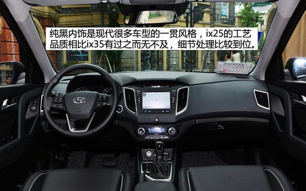 北京现代ix25自动智能多少钱 全系直降