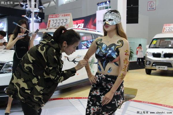 1000台工厂直销 华晨金杯钜惠昆明车展-图11
