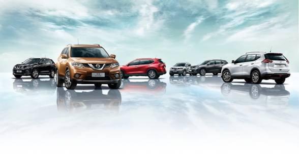 合资SUV销量冠军,东风日产SUV布局成效初显-图2