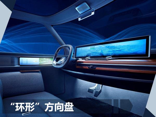 本田发布纯电动概念车 配有5块大尺寸显示屏-图5