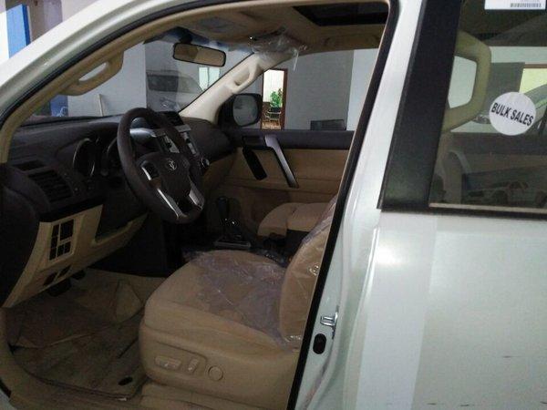 17款丰田霸道4000TXL 普拉多SUV爆促底降-图9