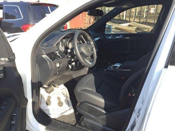 17款奔驰GLS450加版拆箱  顶配AMG运动包-图5