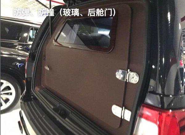 进口林肯外交官商务高性能SUV 详细配置-图11