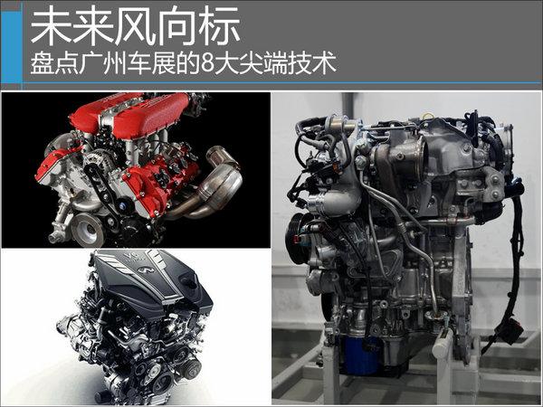 未来风向标 盘点广州车展的8大尖端技术-图1