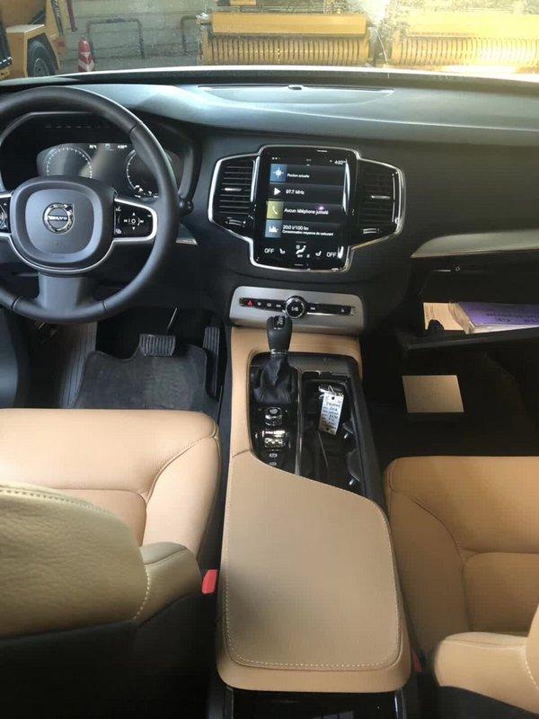 2018款加版沃尔沃XC90 大咖座驾提车爆惠-图5