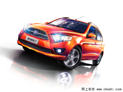 新款夏利N7-5 6万买自动挡小车 谁是性价比之王高清图片