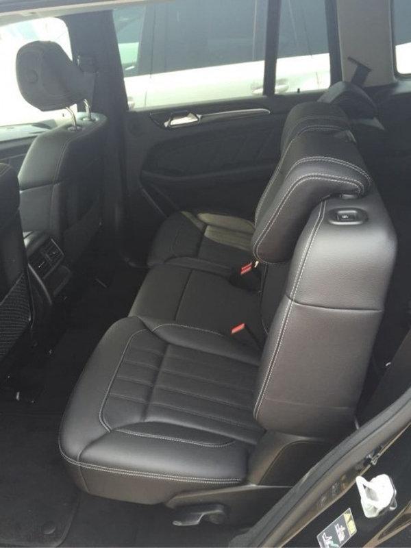 17款奔驰GLS450现车 奔驰最新报价详情-图5