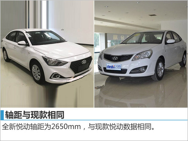 北京现代全新悦动正式发布 采用1.6L引擎-图2