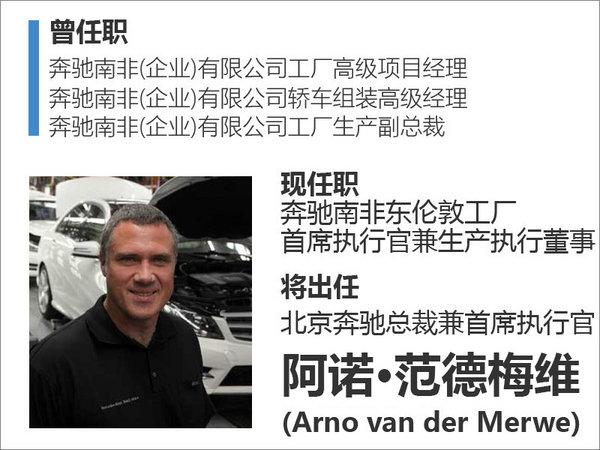 北京奔驰人事调整 奔驰南非高管-任CEO-图1