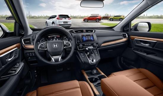 东风Honda全新一代CR-V登陆济南-图5