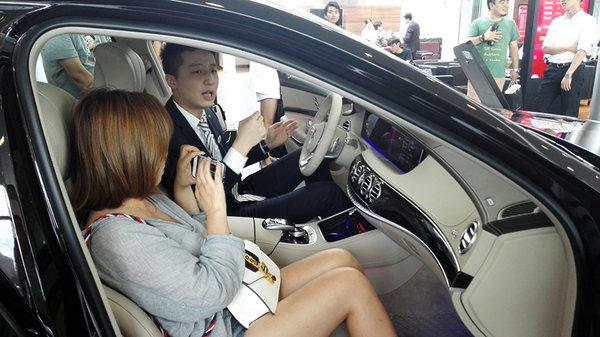 新一代奔驰S级西安新丰泰之星上市品鉴会-图7