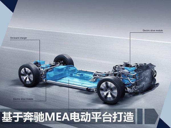 奔驰2020年将推EQS纯电动轿车 续航超400km-图3