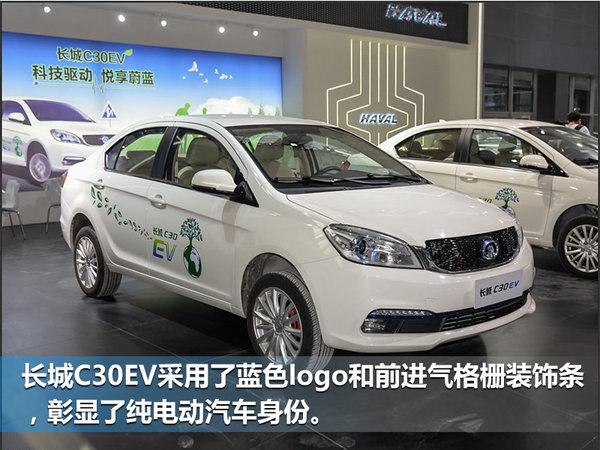 长城续航200km纯电动轿车上市 售6.98-7.98万-图2