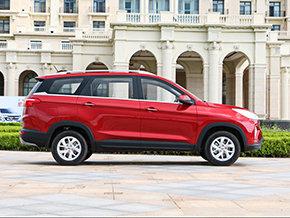 春节回家不抢票 三款中国品牌大空间SUV推荐-图2