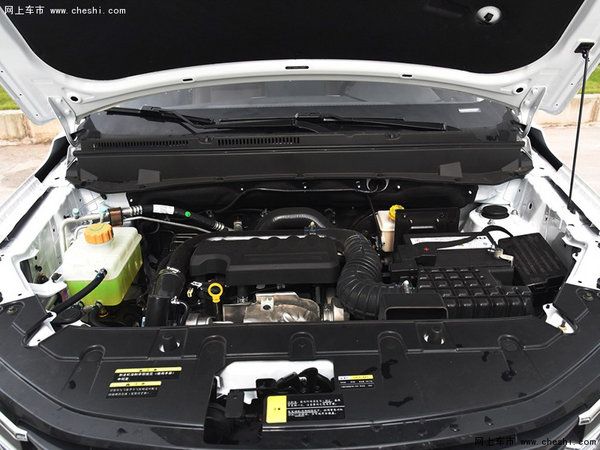 动感双T都市SUV 比速T3自动挡云南上市-图14