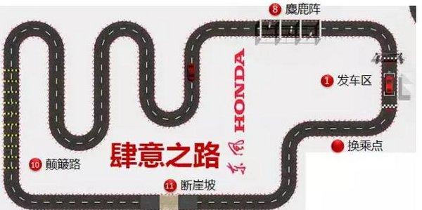心动力 FUN肆玩 东风Honda驾悦体验营-图4