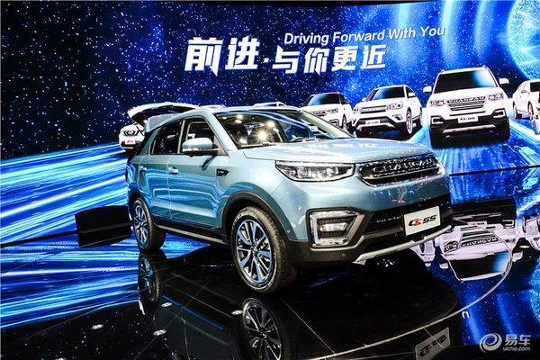 沈阳车展8月26-27  近期上市多款热门SUV-图3