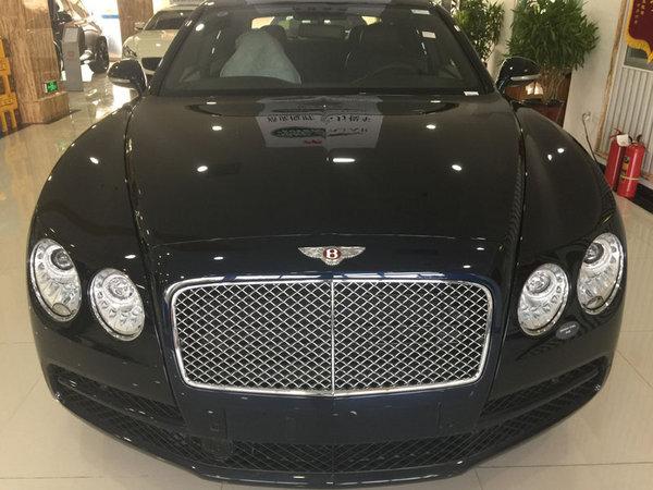 宾利飞驰V8降价过万 10%消费税即征收-图1