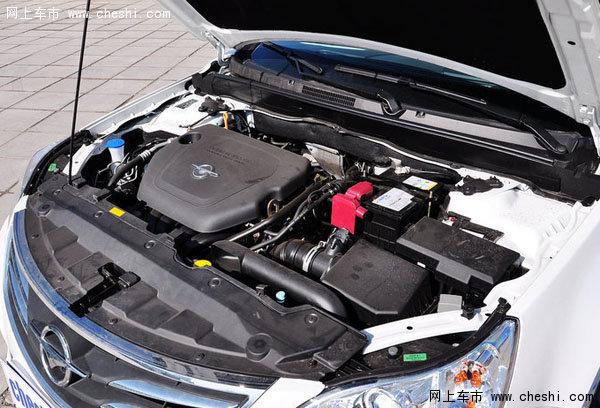 海马m8 发动机