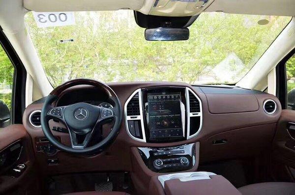 17款升级版奔驰Metris 进口商务配置详解-图6