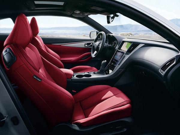 豪华运动双门轿跑全新英菲尼迪Q60-图9