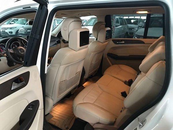 新款奔驰GLS450/63平行进口车现在多少钱-图20