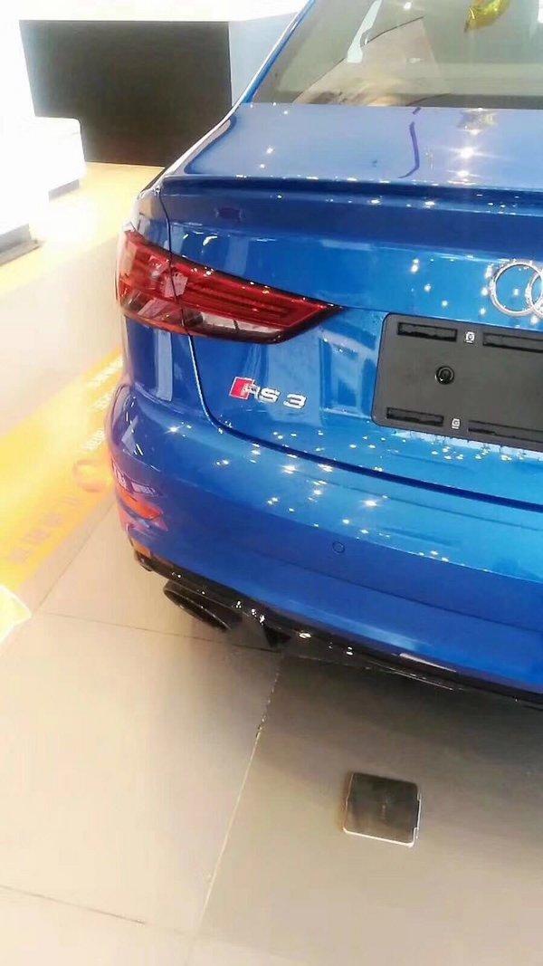 17款奥迪RS3现车到店 高性能首选车促销-图6