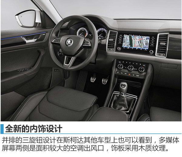 斯柯达中型7座SUV-今日首发 将引入国产-图4
