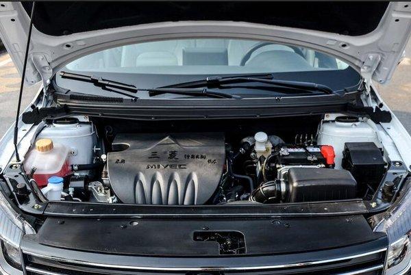 新款景逸S50上市 竞争东风风神A60-图3