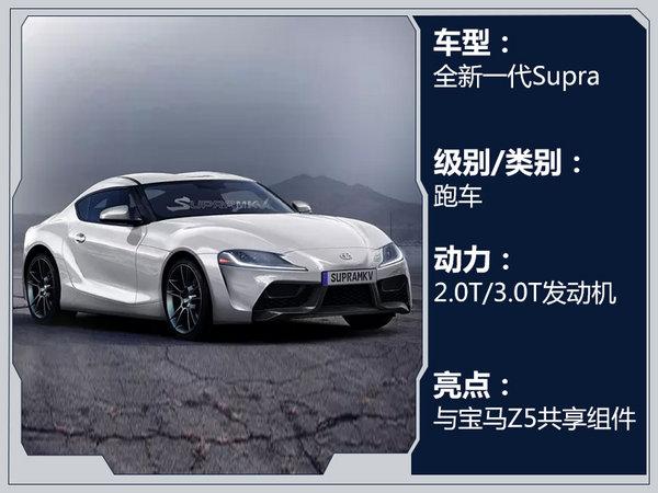 丰田8款新车10月27日集中首发 大小SUV全都有-图8