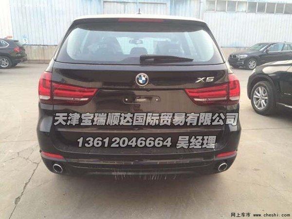 2016款寶馬X5現車 底價零首付感動津城高清圖片