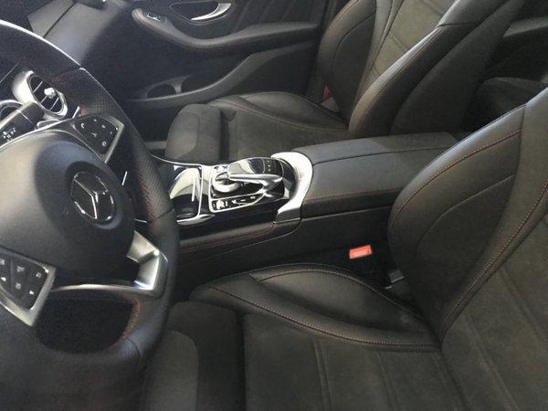 2017款奔驰GLC43AMG 实拍解析帅到没朋友-图4
