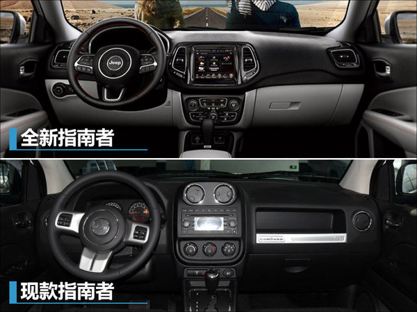 Jeep全新指南者配置首曝光 12月28日上市-图7