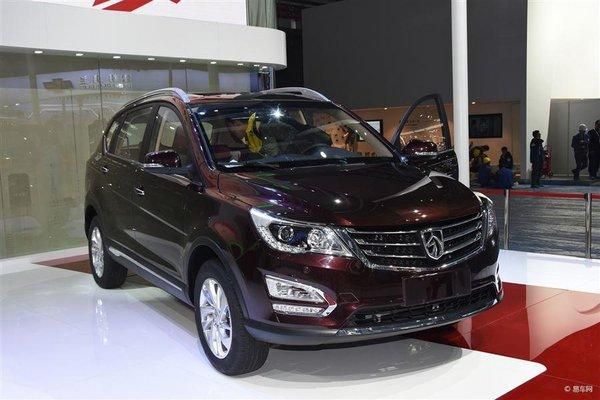 沈阳车展8月26-27  近期上市多款热门SUV-图4