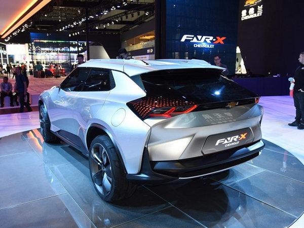 2017广州车展:预示未来的先驱者概念车合集-图9