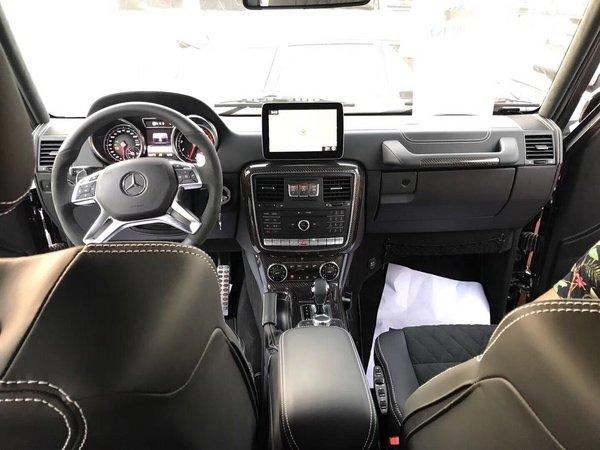 2017款奔驰G550行情 4×4越野实力派聚惠-图9