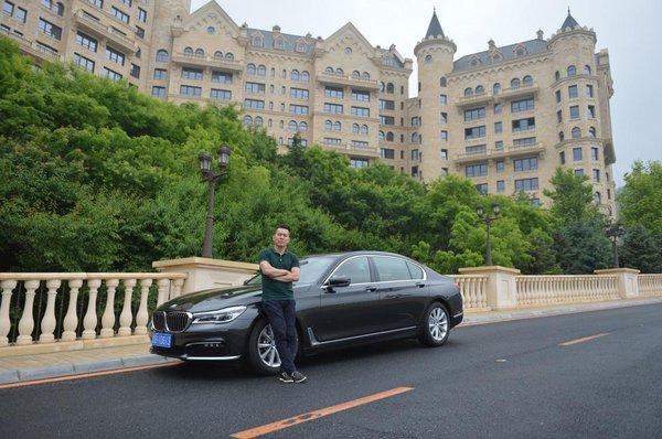 年少不一定就轻狂 访BMW 7系车主Mr.刘-图1