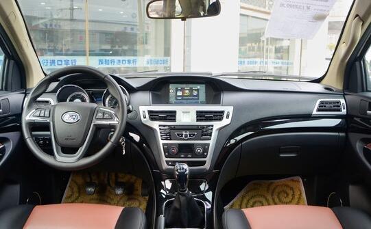 福迪汽车-揽福汽油2.0T上市 售11.38万起-图4