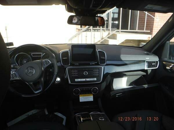17款奔驰GLS450七座 3.0T汽油美规版专惠-图5