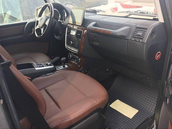 17款奔驰G500现车 优雅复古越野降价飓风-图8