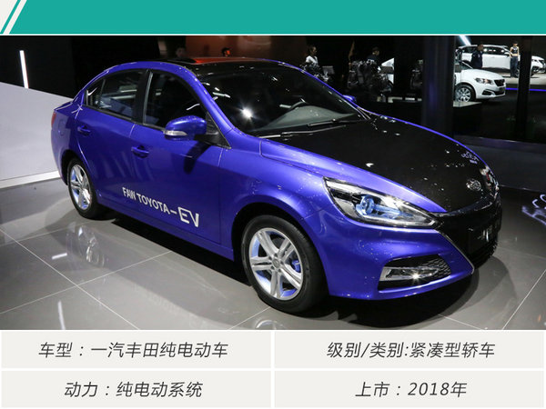 丰田/雷克萨斯开启电动车攻势 7款产品即将上市-图4