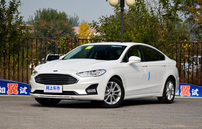 福特蒙迪欧官降4.6万元 换代车型最快明年国产-图1