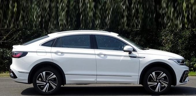 大众途观L轿跑曝光 尺寸大幅加长-预计24万起售-图1